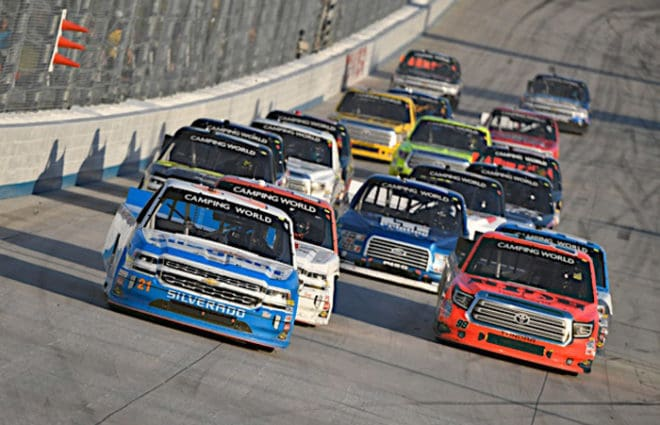 Truckin' Thursdays: Regular Season Halfway Check-Up