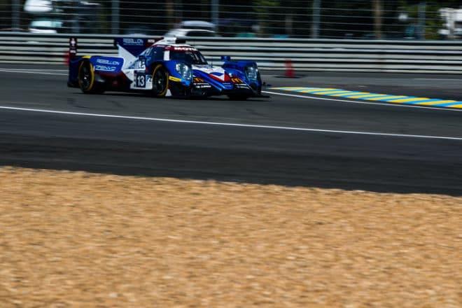 2017 Le Mans WEC Mathias Beche Car Marcel Langer AdrenalMedia