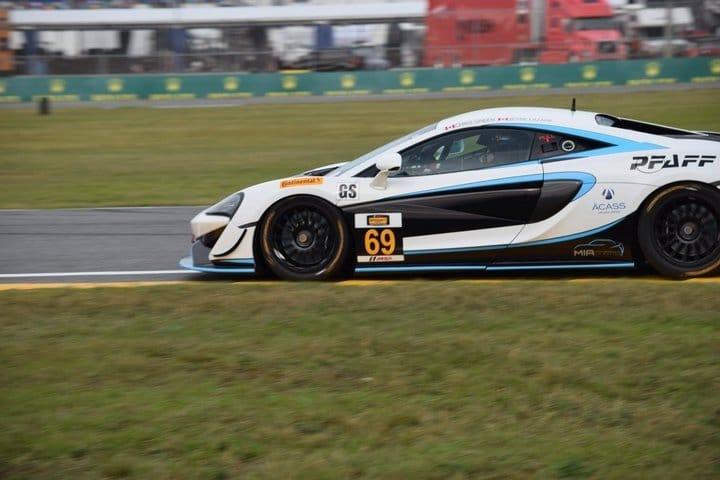 2017 Daytona CTSC Jesse Lazare Car Phil Allaway