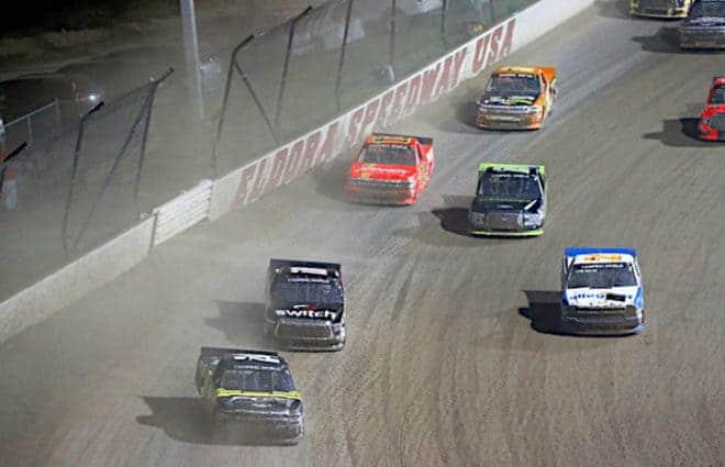 Myatt Snider, Stewart Friesen Lead Eldora Truck Series Practices