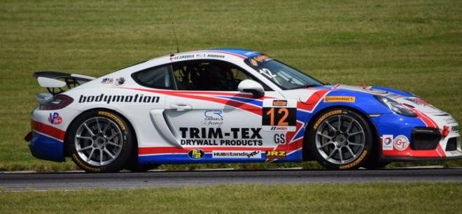 2017 Lime Rock CTSC Trent Hindman Car Phil Allaway