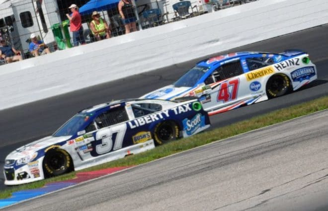NASCAR Mailbox: Which Side of the Cone Are You On?