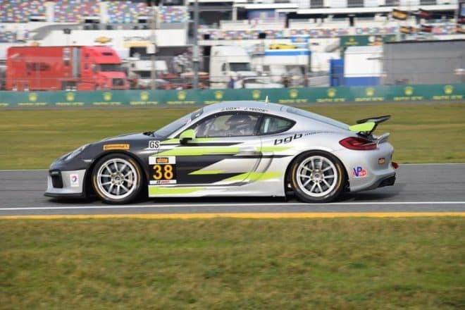 2017 Daytona CTSC James Cox Car Phil Allaway