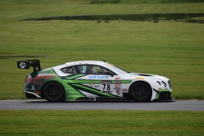 2017 Lime Rock PWC Yufeng Luo Car Phil Allaway