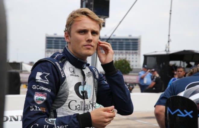 Carlin to Field Full-time IndyCar Entries for Charlie Kimball, Max Chilton in 2018