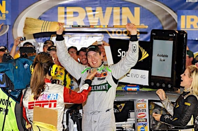4 Burning Questions: Will Kyle Busch Pull Off Bristol Sweep Again?