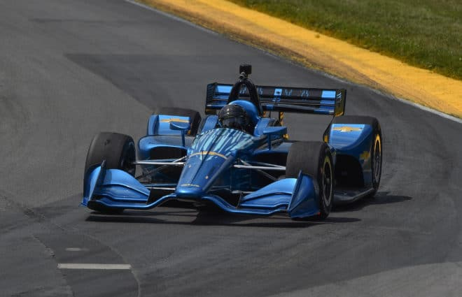 NBC Sports and IndyCar Reach 3-Year Media Rights Deal