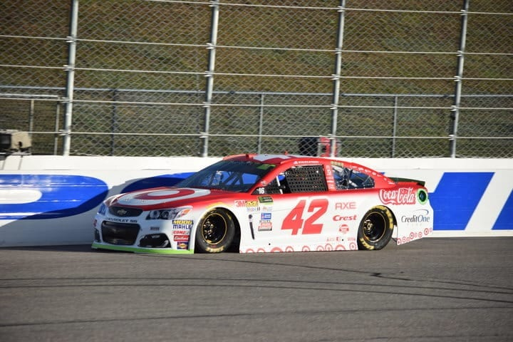 2017 Loudon Cup Kyle Larson Car Phil Allaway