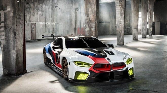 2018 IWSC BMW M8 GTE Car BMW Motorsport