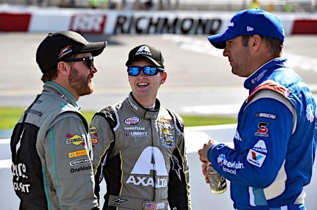 Eyes on XFINITY: JR Motorsports Overwhelming Favorites for Championship