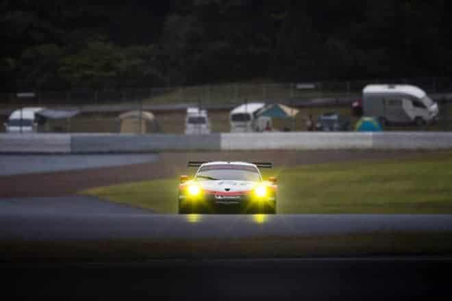 2017 Fuji WEC Richard Lietz Car Marcel Langer Adrenal Media