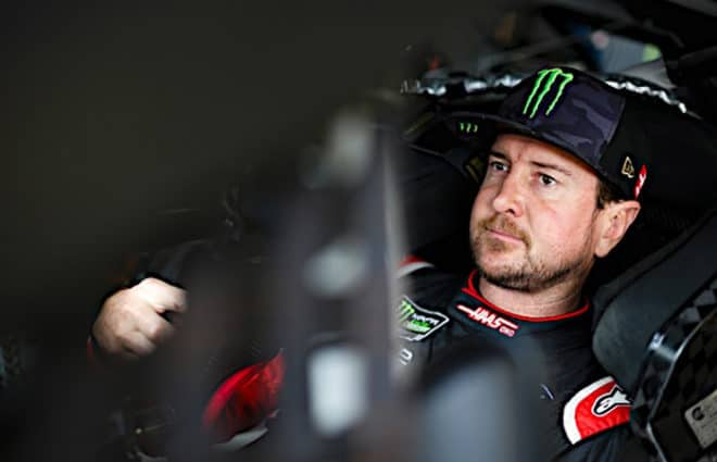 Stewart-Haas Racing Leads Both Sonoma Practices Friday