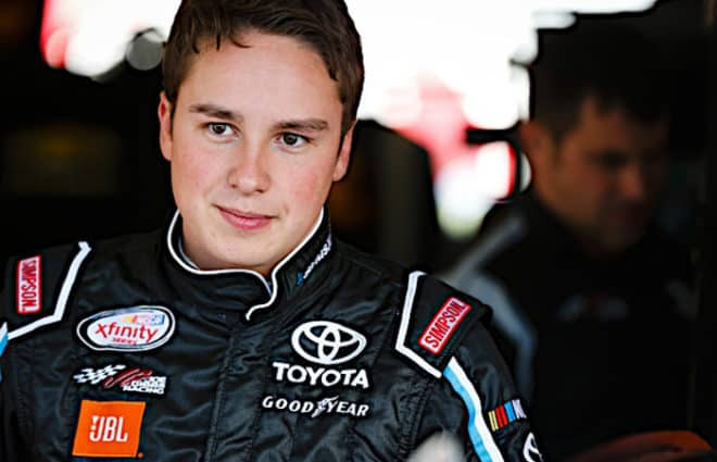 Christopher Bell Wins 2nd Career XFINITY Pole at Atlanta