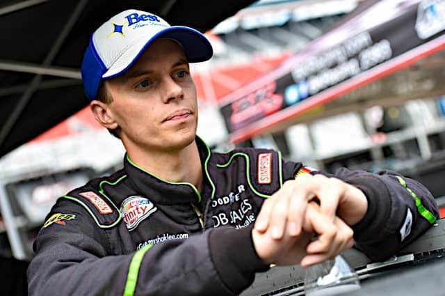 Joey Gase Moves to MBM in Xfinity Series, Will Run Part-Time in Cup