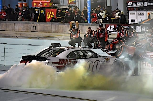 XFINITY Breakdown: Cole Custer Earns 1st Victory, William Byron Captures Title