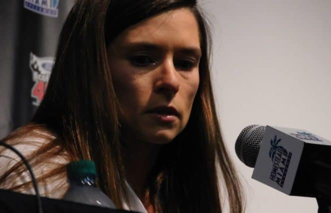 2017 is Danica Patrick's Final Full-Time Season as Driver, Running Daytona 500 and Indy 500 in 2018