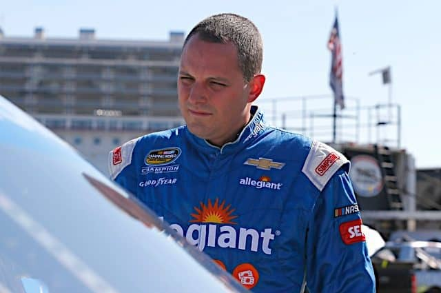 Johnny Sauter Leads Opening Trucks Homestead Practice
