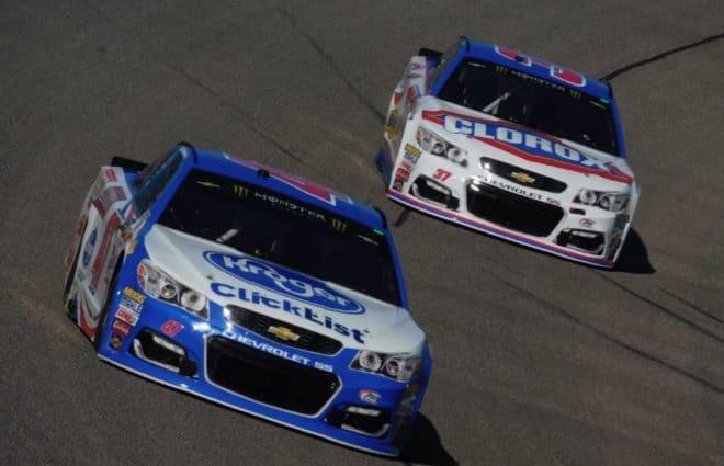 The Underdog House: Small NASCAR Teams Finish Off 2017 Season