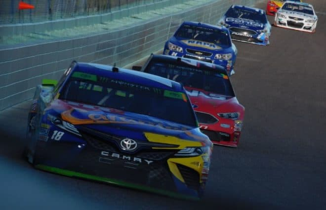 Entry List: Ford Ecoboost 400