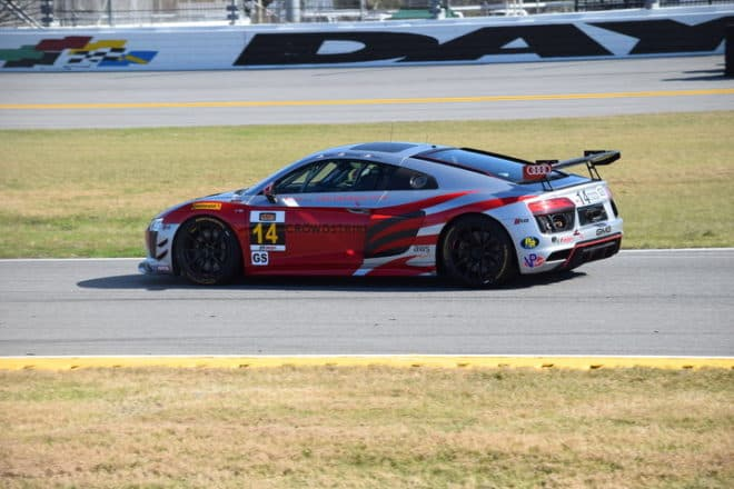 2018 Daytona CTSC Andrew Davis Car Phil Allaway