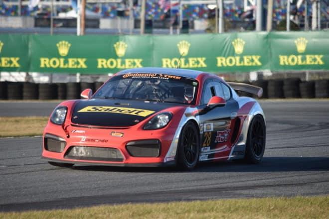 2018 Daytona CTSC Dillon Machavern Car Phil Allaway
