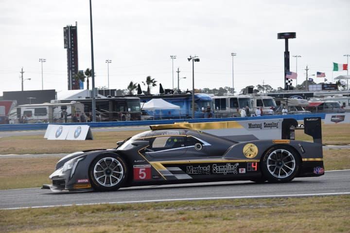 2018 Daytona IWSC Christian Fittipaldi Car Phil Allaway