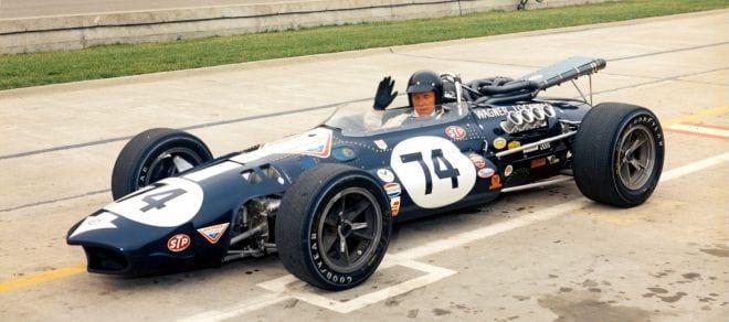 Dan Gurney IndyCar