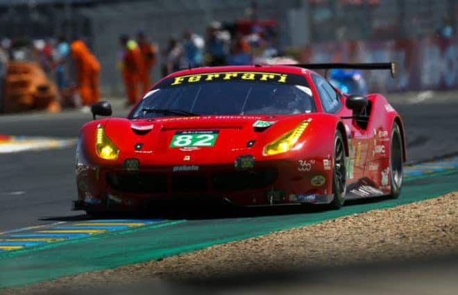 Risi Competizione/Keating Motorsports Unveils Le Mans Lineup
