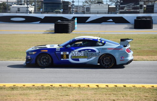 Patrick Gallagher Fastest in CTSC Day No. 2 at Sebring
