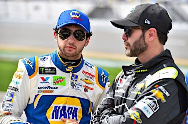 65827766eae31 Did You Notice   NASCAR s  Lowes -t Point