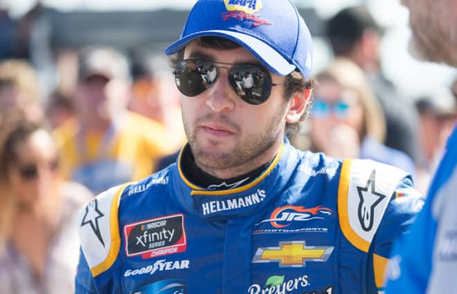 Chase Elliott to Drive for GMS Racing in Multiple XFINITY Races