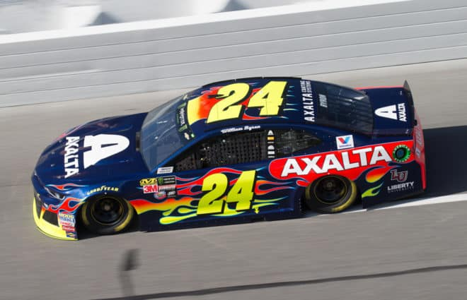 pictures of nascar drivers 2018