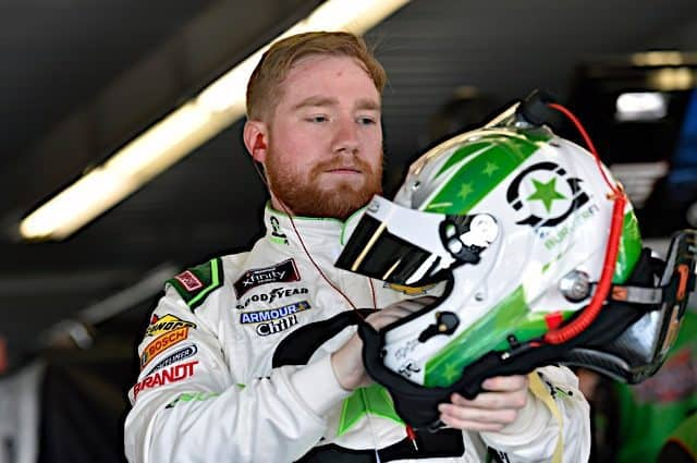 Eyes on XFINITY: Tyler Reddick Relishing New Opportunity at JR Motorsports