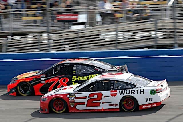 Pace Laps: Martin Truex Jr. Punches Back Against Kevin Harvick