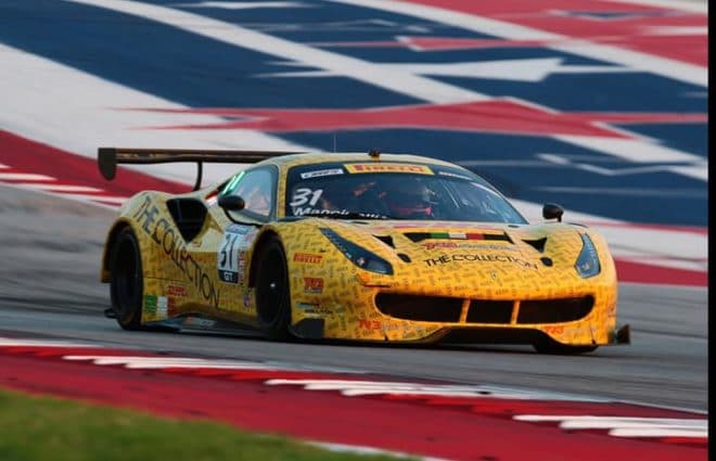 Entry List: Pirelli World Challenge Grand Prix of Texas