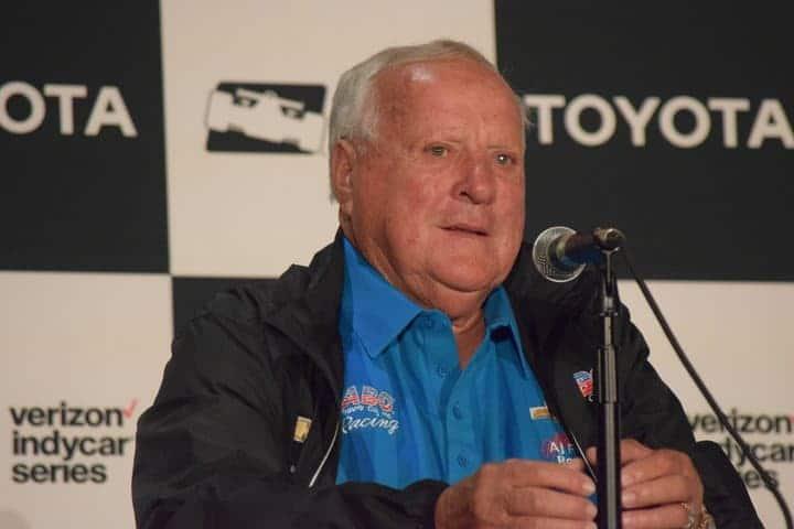 2017 Long Beach IndyCar AJ Foyt Phil Allaway