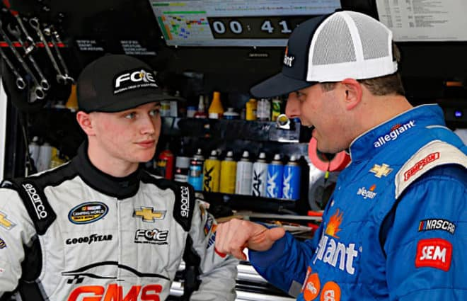 GMS Racing Championship 4 Teammates Pace Homestead Practices