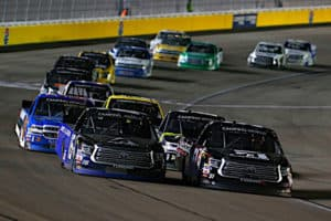 2018 Las Vegas I CWTS pack racing Russell LaBounty NKP