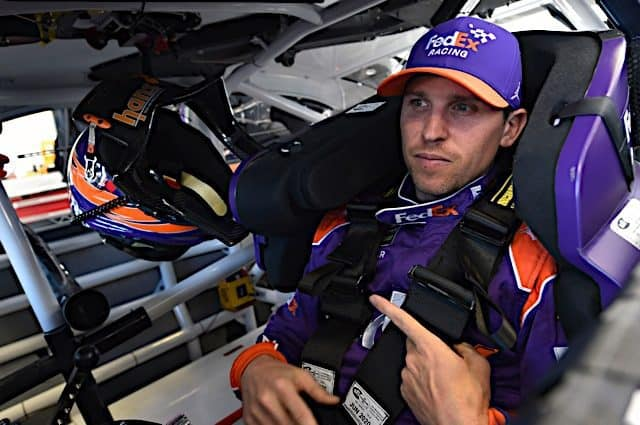 2018 NASCAR Driver Reviews: Denny Hamlin