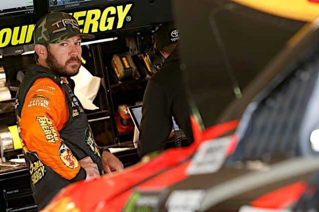 Martin Truex Jr. Sweeps Martinsville Speedway Practices