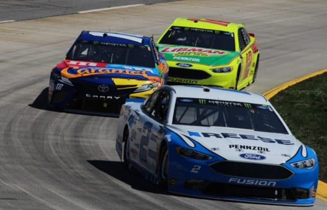 Entry List: First Data 500