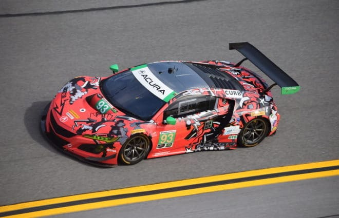 IMSA Adds Weight to the Acura NSX GT3 for Watkins Glen