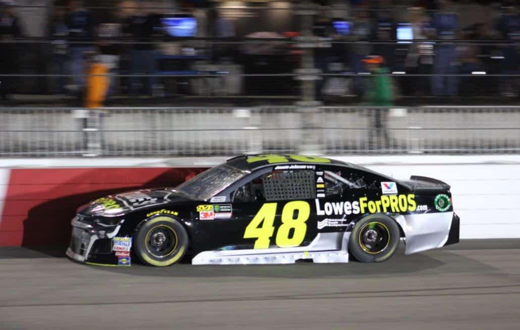 NASCAR LOOP DATA