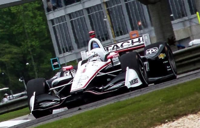 IndyCar's Season Opener Pushed Back a Week