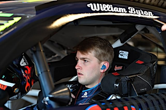 William Byron Cup Richmond