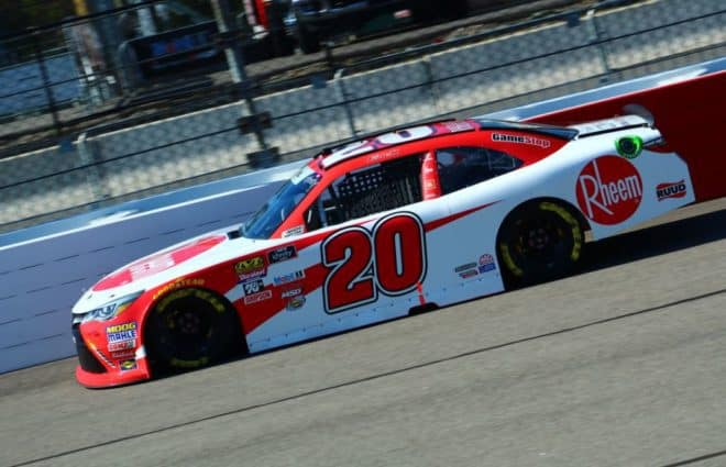 Christopher Bell, Cole Custer Fastest in XFINITY Richmond Practices