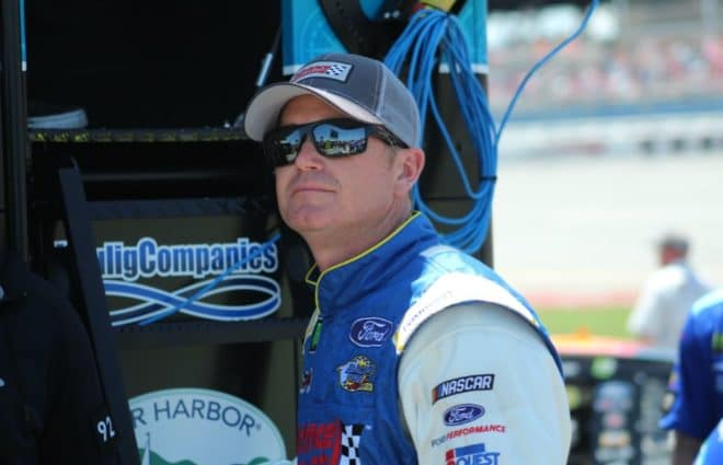 Timothy Peters Returning to Truck Series With Rackley WAR
