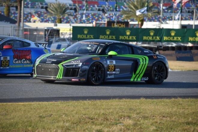 2018 Daytona CTSC Mark Siegel Car Phil Allaway