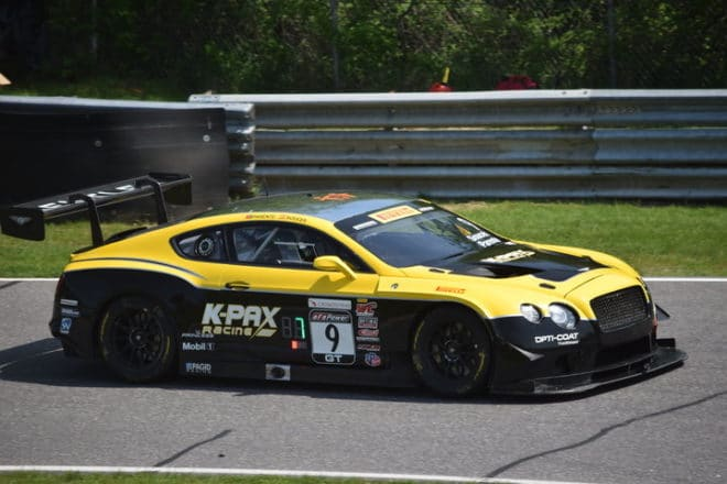 2018 Lime Rock PWC Andy Soucek Car Phil Allaway