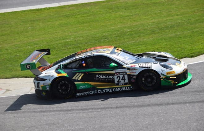 Michael Christensen Snatches PWC Road America Race No. 2 Victory